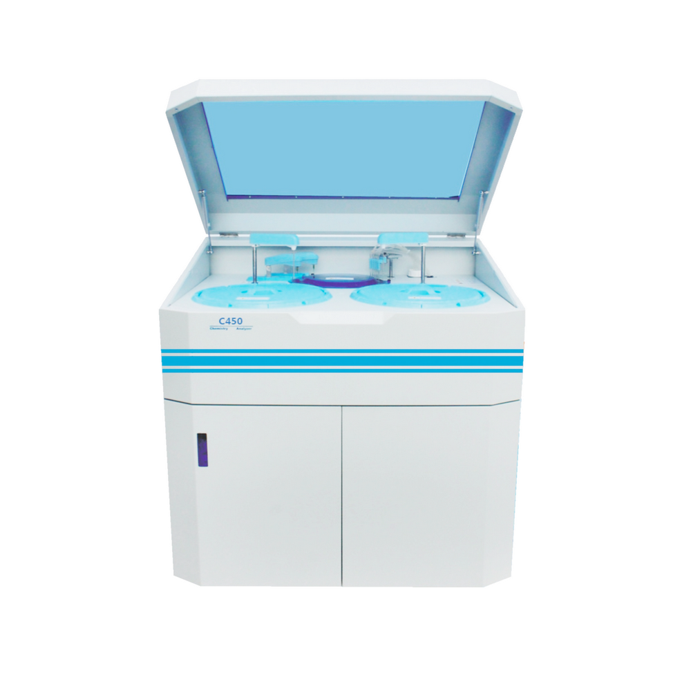 全自动生化分析仪C450